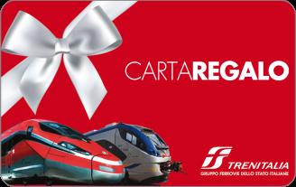 Gift Card Trenitalia